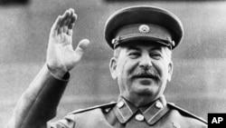 Cựu độc tài Joseph Stalin được nhiều người Nga chọn là nhân vật lịch sử vĩ đại nhất.