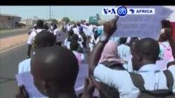 Manchetes Africanas 12 Maio 2017: Pede-se justiça na Gâmbia