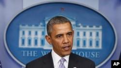Tổng thống Obama cáo buộc Nga vi phạm luật quốc tế bằng những hành động tại Ukraina. Ông nói Nga đang 'đứng ở lề trái của lịch sử'.