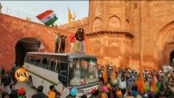 دہلی کے لال قلعے پر چڑھائی کا ذمہ دار کون؟