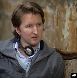 THE KING'S SPEECH director Tom Hooper.