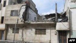 Сирия. Хомс.