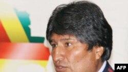Tổng Thống Morales đến thăm Iran để phát triển các quan hệ song phương