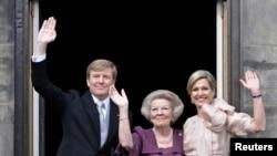 Hà Lan có tân Quốc vương