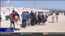 Maqedonia kërkon ndihmën e BE-së për emigrantët