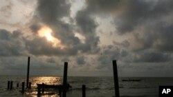 La pêche et le pétrole font la richesse de la péninsule de Bakassi