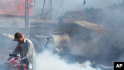 پاکستان میں 2010 میں ہونے والے دہشت گردی کے بڑے واقعات