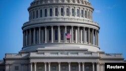 미국 워싱턴의 연방 의사당.
