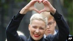 Marija Kolesnikova (Foto: AP)