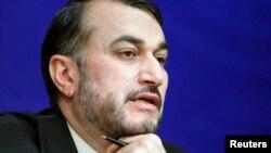 Wakil Menteri Luar Negeri Iran, Hossein Amir-Abdollahian, membantah bahwa Iran terkait dengan rencana serangan militan di Nigeria (foto: dok).