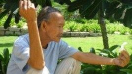 Nhà thơ Nguyễn Bắc Sơn (ảnh: Facebook).