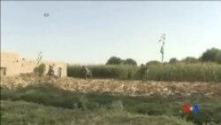 2014-05-28 美國之音視頻新聞: 奧巴馬計劃在阿富汗保留近萬美軍