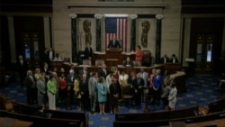 House Democrats Stage Sit-in to Demand Action on Guns