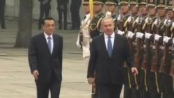 中国谋求斡旋中东和平