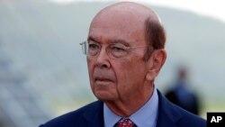 """El secretario de Comercio de Estados Unidos, Wilbur Ross, calificó al TLCAN como """"un tratado antiguo""""."""