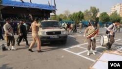 از زمان وقوع حمله به رژه نظامی در اهواز، دستکم ۶۰۰ نفر در خوزستان بازداشت شدهاند