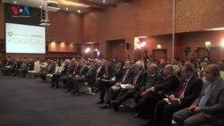 کۆنفرانسی ئابوری لە زانکۆی ئەمەریکی لە سلێمانی