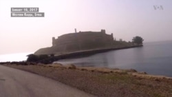 US-backed Kurdish Forces Capture Historic Castle From IS Near Raqqa