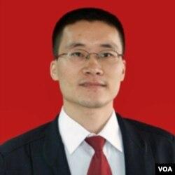 中国广州维权法律工作者唐荆陵