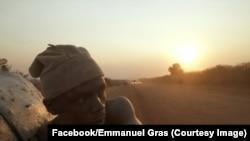 "Photo de couverture du film ""Makala"" d'Emmanuel Gras, 25 mai 2017. (Facebook/Emmanuel Gras)"