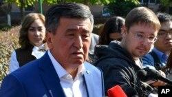 Сооранбай Жээнбеков