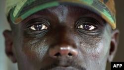 Thủ lĩnh phiến quân Congo Sultani Makenga.