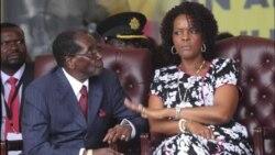 Amai Grace Mugabe Vokurudzira Murume Wavo Kuti Adome Munhu Achamutsiva