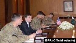 Руководство Центрального командования вооруженных сил США (CENTCOM)