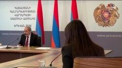 Պաշտոնական կանխատեսմամբ, 2020-ին Հայաստանը կունենա տնտեսության 2 տոկոսանոց անկում