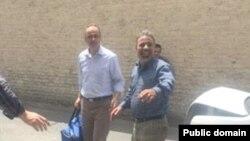 انتقال احمد زیدآبادی از زندان رجایی شهر به گناباد