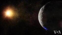 美国科学家正在回到月球