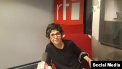خانم عادلخواه نویسنده کتاب «مدرن بودن در ایران» است.