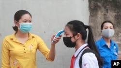 Học sinh đã đi học trở lại bình thường ở Việt Nam sau ba tuần cách ly xã hội