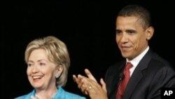 Λευκός Οίκος: Η Χ. Κλίντον δεν θα είναι υποψήφια αντιπρόεδρος το 2012