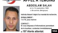 Salah Abdeslam bị tình nghi đã đóng một vai trò thiết yếu trong cuộc tấn công khủng bố ngày 13/11/2015 ở Paris, Pháp.
