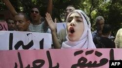 Протест проти уряду сирійського президента Башара Асада
