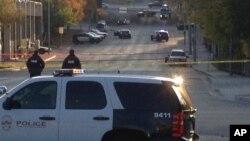 El atacante en Austin fue identificado como Larry McQuilliams.