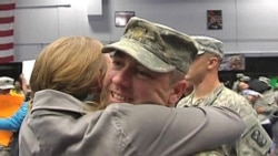 US Troops Return from Iraq to Reflect on Their Future