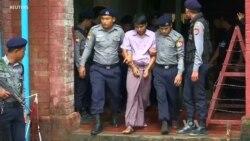 Reporters' Lawyer: Harsh Sentence Will Tarnish Myanmar's Image