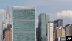 联合国纽约总部(资料照片)