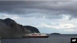 اٹلی: ساحل سمندر سے جہاز ٹکرانے سے تین ہلاک