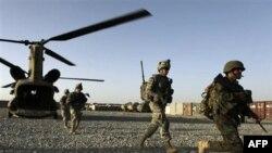 NATO trupe u Kandaharu