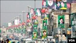 پاکستانی انتخابات