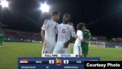 نخستین مقام سومی امارات در جام ملت های آسیا
