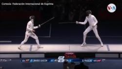 """""""Si lo visualizas, lo logras"""", dice el campeón olímpico Rubén Limardo"""