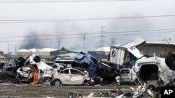 Japan: Khasaaraha Dhulgariirka iyo Tsunamida