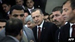 Rəcəb Tayyib Ərdoğan Misirdə Müsəlman Qardaşları təşkilatının liderləri ilə görüşüb