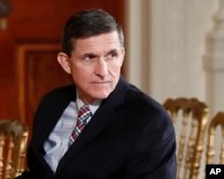 마이클 플린 전 백악관 국가안보보좌관.
