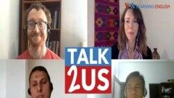 TALK2US: Phrasal Expressions