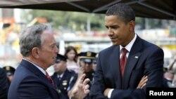 Bloomber tomó distancia de Romney del cual dijo lo 'desilusiono'.
